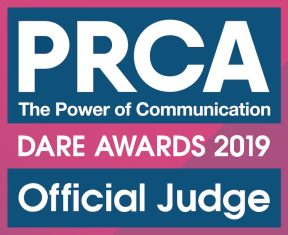 PRCA DARE19 Badges